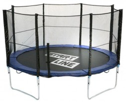 Батут StartLine FITNESS 12ft outside